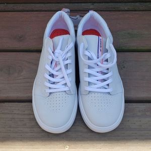 SPEEDO PIER CRUISER White Sneakers Size 9 10